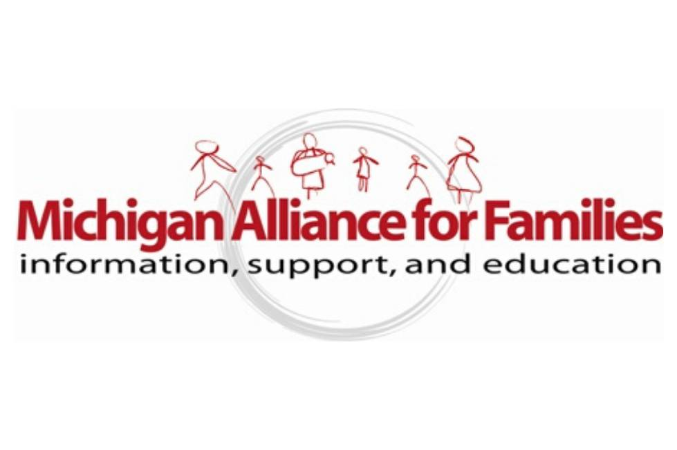 State Funded Initiative: Michigan Alliance for Families (MAF)